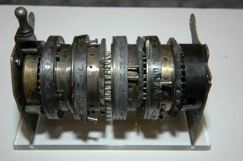 Enigma Visit